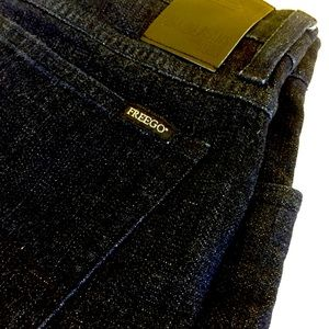FREEGO JARED sz 31 low skinny tapered mens jeans